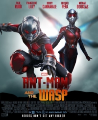 ANT-MAN 2: And The Wasp