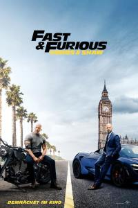 FAST & FURIOUS 9: Hobbs and Shaw